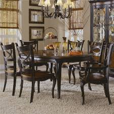 hooker furniture preston ridge pedestal dining table ahfa