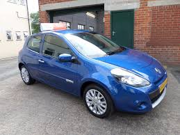 used renault clio manual for sale motors co uk