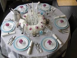 elegant table settings and different things to use to achieve them