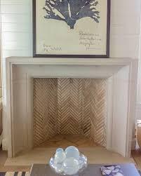 limestone fireplace surround in a beach home u2026 pinteres u2026