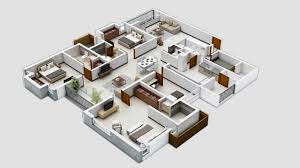 Best Home Designs by 25 Three Bedroom House Apartment Floor Plans