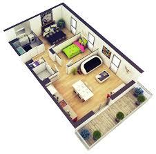 2 bedroom house plans designs 3d artdreamshome artdreamshome