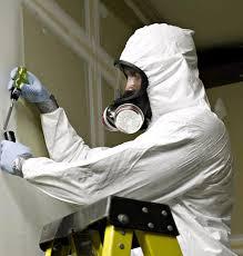 Handling asbestos safely
