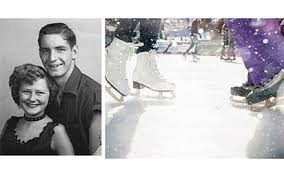 A Skating Party Led to More Than    Years of Marriage for This Inspiring Couple