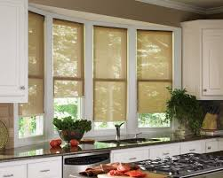 Kitchen Drapery Ideas Kitchen Accessories Tuscan Kitchen Curtain Ideas Combined Window