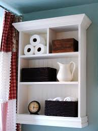 Bathroom Shelving Ideas by Small Bathroom Shelving Ideas Wooden Sturdy Ladder Style Shelving