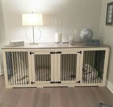 Wood Bench Plans Indoor by Best 25 Diy Dog Crate Ideas On Pinterest Dog Crate Dog Crates