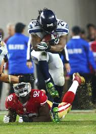seahawks 49ers thanksgiving 25 moments from marshawn lynch u0027s 2014 15 season the seattle times