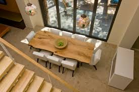 dining table raw wood dining table pythonet home furniture