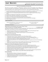Executive Assistant Job Resume by 9 Executive Administrative Assistant Sample Resume Resume Sample