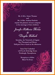 English Invitation Card 8 Wedding Invitation Card Format In English Grocery Clerk