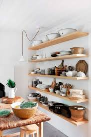 Kitchen Shelving Best 25 Open Kitchen Shelving Ideas On Pinterest Kitchen