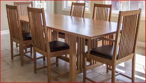 mission dining table set luxury mission mission table style