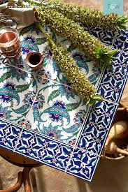 Tiled Kitchen Table by Tile Your Own Table U2013 With Stylist Emmaly Stewart Turkish Tiles