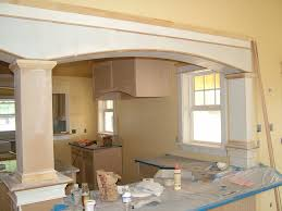 ways to open the kitchen to dining room without removing a load