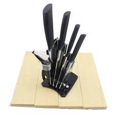 high quality brand black blade kicthen ceramic knife set high quality brand black blade kicthen ceramic knife