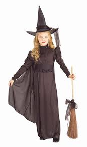 pattern witch costume amazon com classic witch child costume girls small size 4 to 6