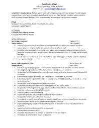 Sample Caregiver Resume No Experience by Sample Social Worker Resume No Experience Gallery Creawizard Com