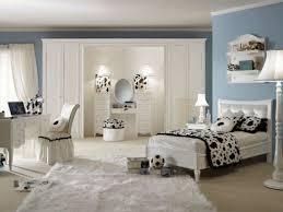 bedroom teenage white beige wood unique design teenage