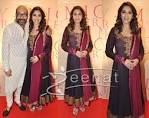 trend: Madhuri In Designer Anarkali Churidar