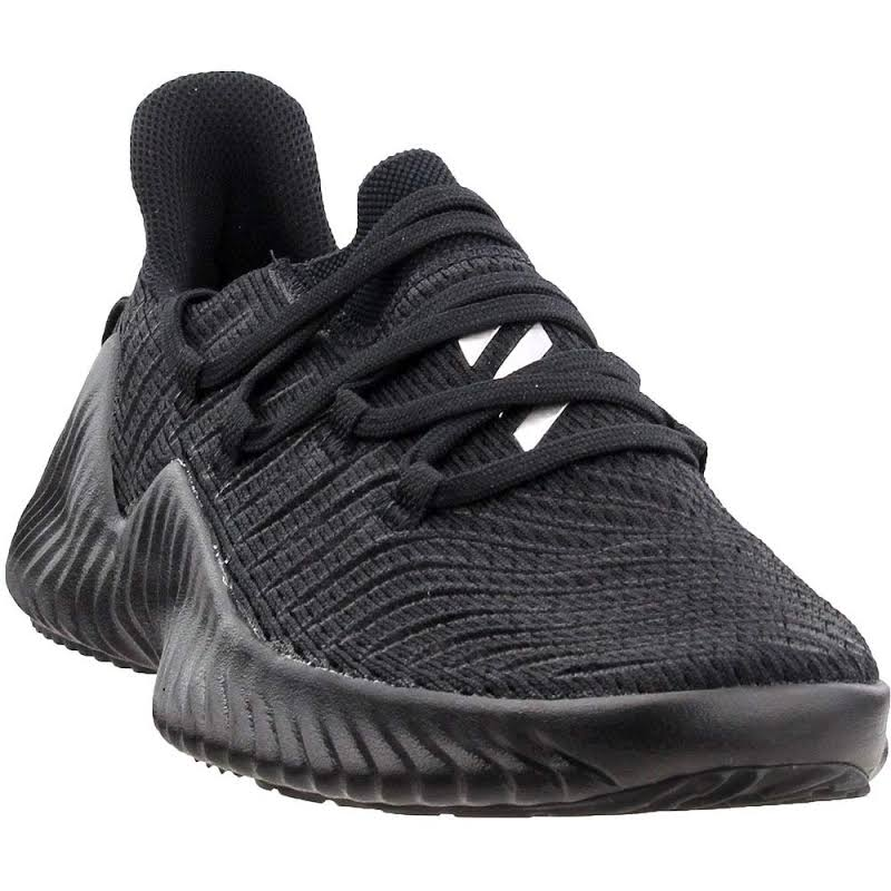 adidas Alphabounce Trainer Training Shoes Black- Womens