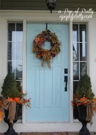 Modern Home Design Ideas Outside Garden Pots Ideas Image Library Fall Outdoor Decor Pinterest Idolza