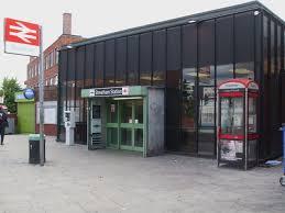 Streatham railway station