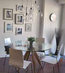 Best  Glass Dining Table Ideas On Pinterest Glass Dining Room - Decor for dining room table