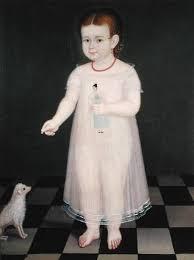 Young Girl with a Doll - Jose Maria Estrada - young_girl_doll_xir226532_hi