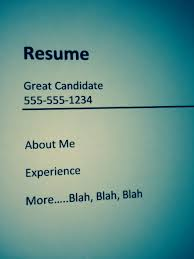 Tutoring Job Resume The Five Minute Resume Updatetami Cannizzaro