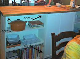 How To Build A Custom Kitchen Island Golden Boys And Me Bookshelves Turned Kitchen Island Ikea Hack
