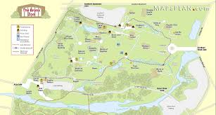 Blank Park Zoo Map by Maps Of New York Top Tourist Attractions Free Printable