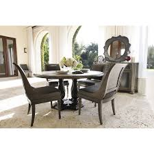 Round Wooden Table Top View Round Table With 4 Chairs Top View