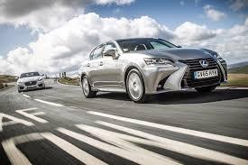 lexus gs 450h hybrid occasion giant test mercedes benz e class vs jaguar xf vs lexus gs review