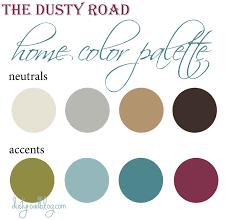 home decor color palettes home design ideas marvellous color palettes for home pictures decoration inspiration