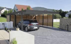 carport aus holz offen carport ideen pinterest garden ideas