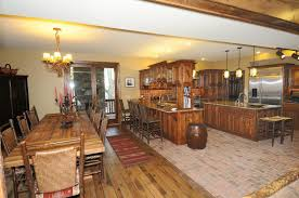 Country Kitchen Tile Ideas Kitchen Design Subway Brick Tile Kitchen Floor In Country Kitchen