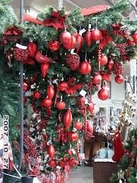 deck the holiday u0027s the upside down christmas tree tacky or trendy