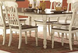 furniture white wooden rectangle dining table with chair using