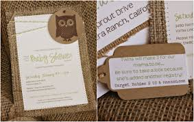 Invitation Cards For Baby Shower Templates Rustic Baby Shower Invitations Kawaiitheo Com