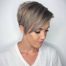 Best 10 Short Silver Hair Ideas On Pinterest Silver Hair Styles