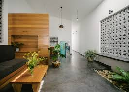 lowly concrete block gets stylish remix at vietnam home curbed