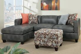 Leather Sofa Chaise by Great Leather Sleeper Sectional Sofa With Brown Leather Sectional