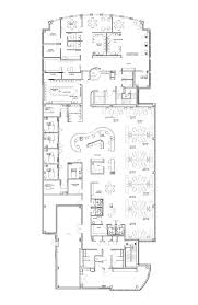 oncology center floor plans proposed floor plan for the new mary