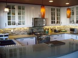 Remodeled Kitchens With White Cabinets by Inspirational Image Of What Is The Potential Cost To Refinish