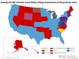 Ecu Campus Map College Bound Out Of State Students Carolina Demography