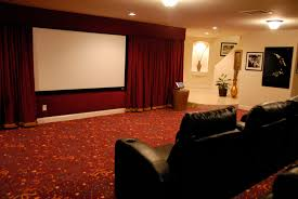 Home Movie Theater Wall Decor Movie Rooms With Curtains Decorations Sophisticated Home Movie