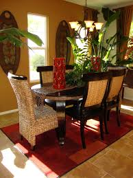 How To Decorate Your Dining Room Table Formal Dining Room Tables 7332