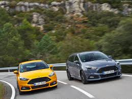 Ford Focus Colours Ford Focus St 2015 Pictures Information U0026 Specs