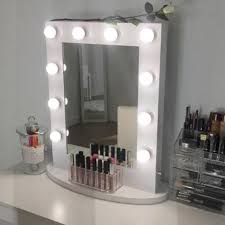 Light Up Makeup Mirror Lighted Makeup Mirror Ebay